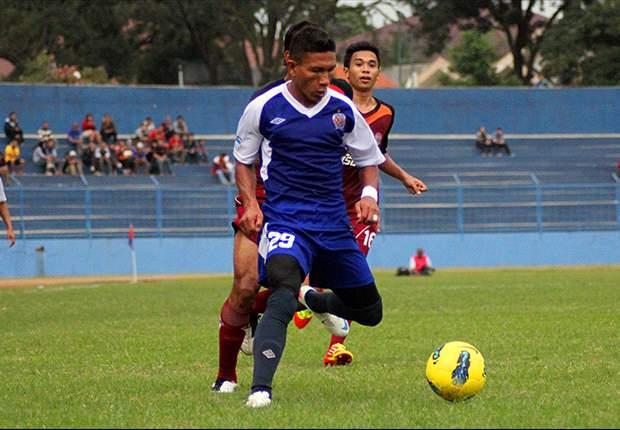 TA Musafri: Saya Tidak Takut Melawan Pemain Tinggi