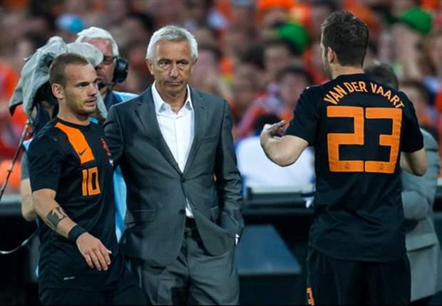 Rafael van der Vaart: Kampfansage an Wesley Sneijder