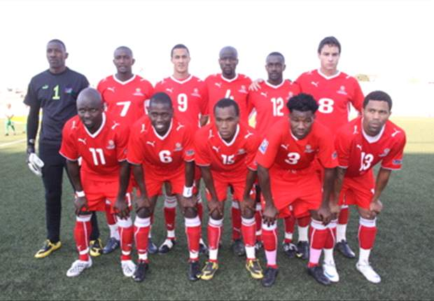 Namibia announce squad for Nigeria game