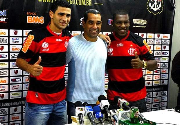 Os desconhecidos reforços do Flamengo no Campeonato Brasileiro