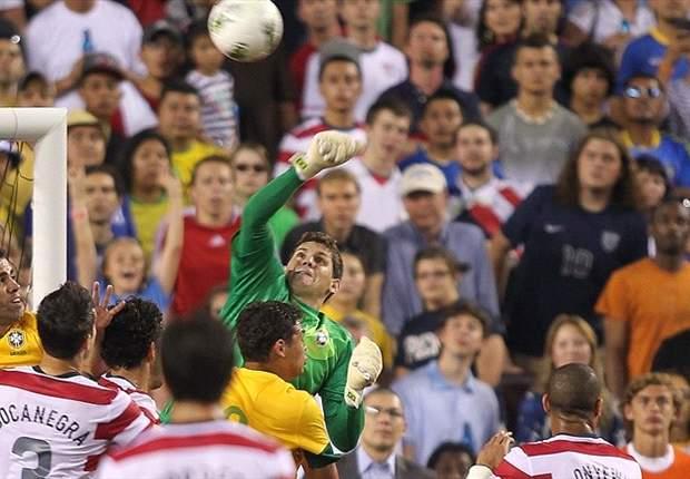 Rafael lamenta corte da Seleção e relembra situação semelhante com Santos