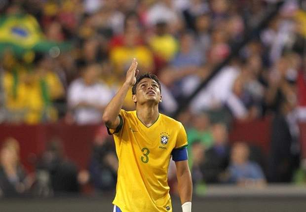 Menezes sweats over Thiago Silva fitness as Brazil prepare for Argentina test