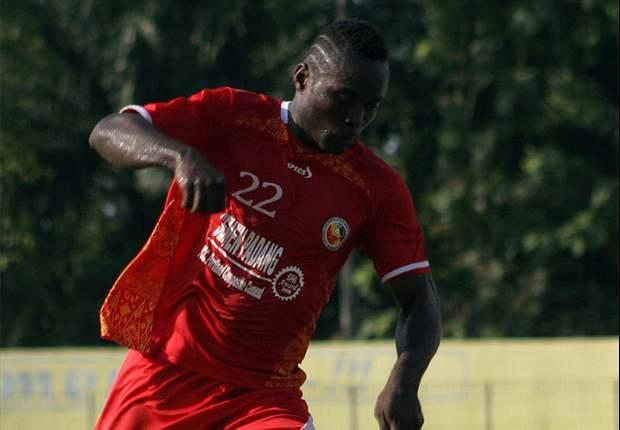 Edward Wilson Junior Batal Gabung Sriwijaya FC