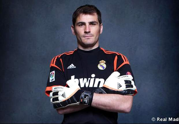 Iker Casillas Masuk Nominasi FIFA World XI