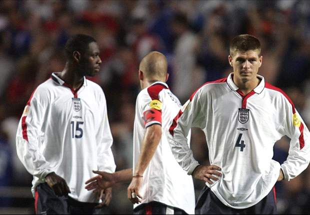 Not-so-great expectations: England's international heritage belies the painful truth as Euro 2012 heartache awaits