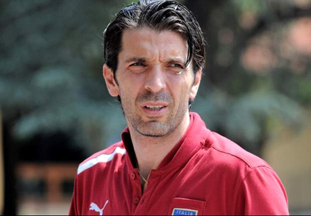 Buffon: Spain are the best team in Euro 2012