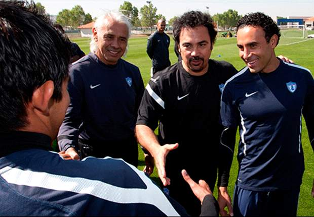 Pachuca are set for great things, says Mexico legend Hugo Sanchez