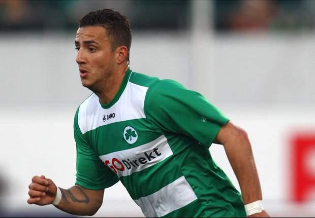 Greuther Fürth: Sararer für drei Spiele gesperrt