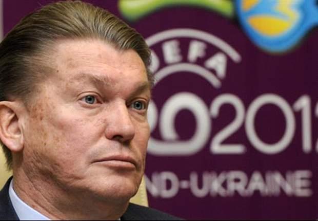 UKR, Dynamo - Blokhine remplace Semin