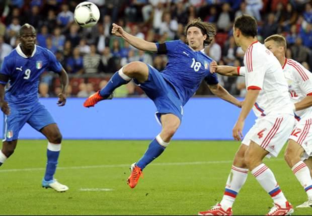 Mario Balotelli und Co. zaubern, während Russland Italiens Defensive zerlegt
