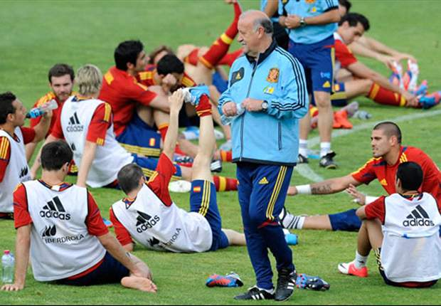 Euro 2012 Tactical Analysis: The Spanish armada looks to continue rolling past their opponents