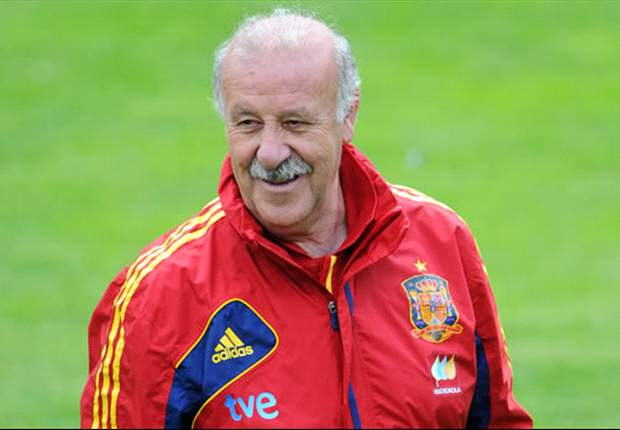 Del Bosque: Pedro can play at left-back if necessary