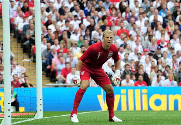 Dzeko: Hart will be key to any success England achieve