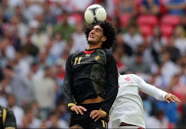 Real Madrid piensa en Marouane Fellaini para reforzar su medular
