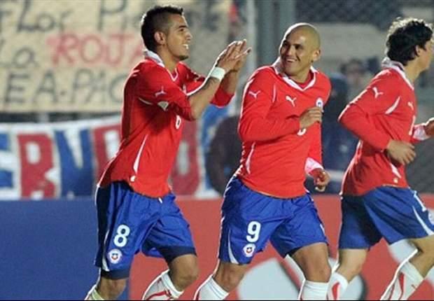 Chile: Humberto Suazo desmiente renuncia a la selección