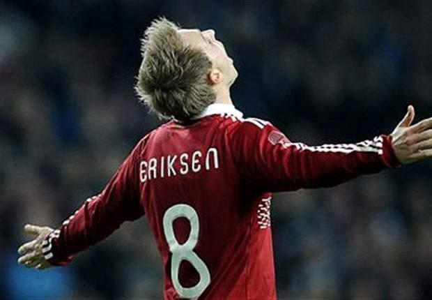 Christian Eriksen Coba Wujudkan Mimpi Gabung Manchester United