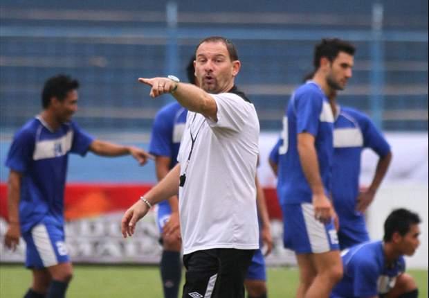 Dejan Antonic menilai Sriwijaya FC mempunyai tembok pertahanan yang kokoh