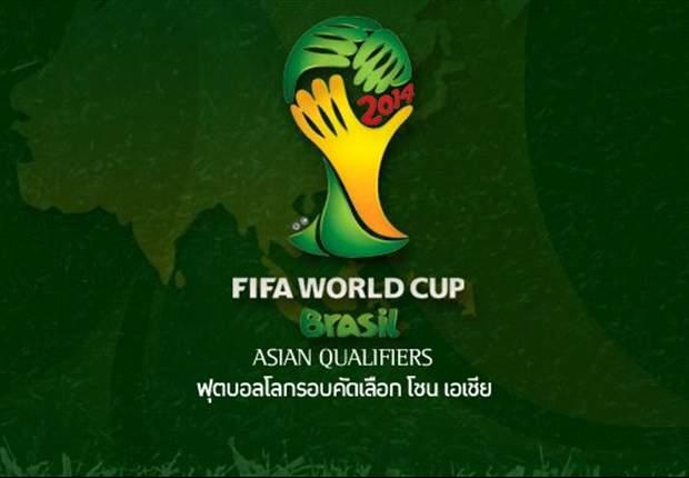 ก่อนเกม : ฟุตบอลโลกรอบคัดเลือกโซนเอเชีย เลบานอน - กาตาร์