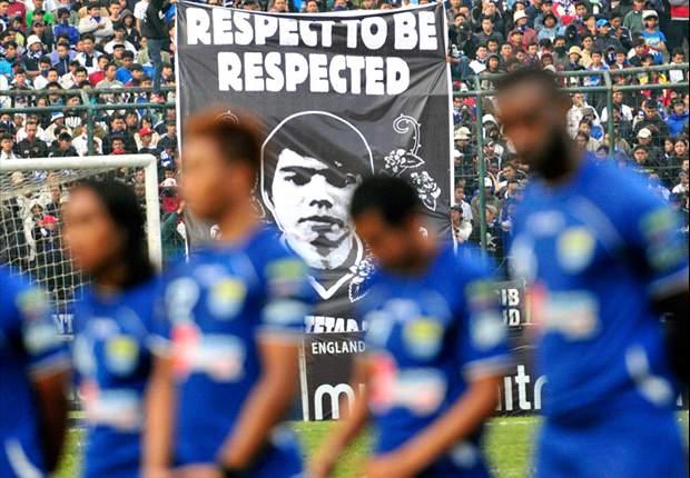 Hati Abanda Herman Masih Untuk Persib Bandung