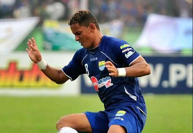 Sriwijaya FC Waspadai Tiga Pemain Persib Bandung