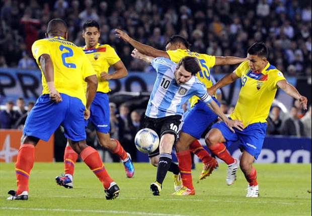 Argentina - Brazil Preview: Rivals collide as Messi & Co. take on Menezes' Olympic hopefuls