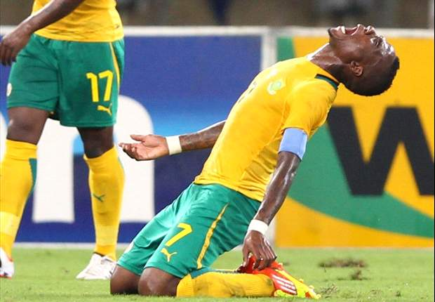 South Africa 1-1 Ethiopia: Slow start to World Cup qualifiers for Bafana