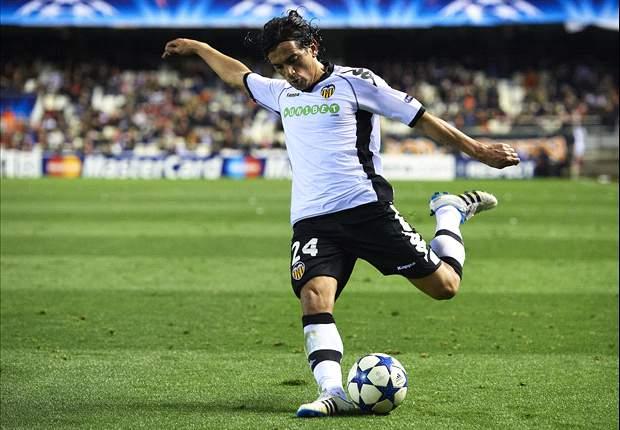 Mauricio Pellegrino quiere que Tino Costa siga en el Valencia