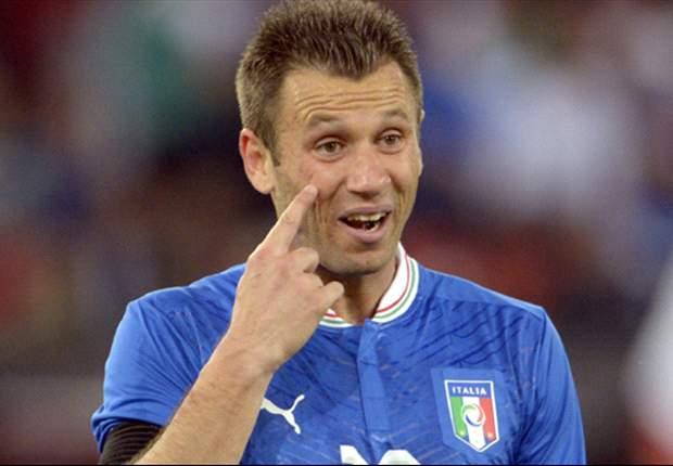 Verso Italia-Spagna: Prandelli lancia Giaccherini, Del Bosque rinuncia alla punta e schiera Fabregas?