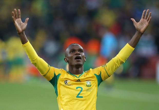 Chiefs defender Gaxa surprised with Bafana squad selection