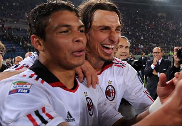 Ligue 1, PSG - T. Silva se souvient de Ronaldinho