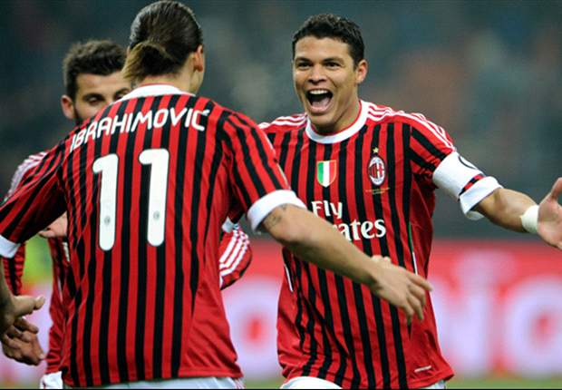 'We will save £118m' - AC Milan president Berlusconi suggests Ibrahimovic and Thiago Silva deal with Paris Saint-Germain is complete
