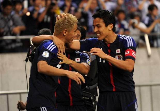 Japan - Jordan Preview: Heavily-favoured Samurai Blue hope for second straight win