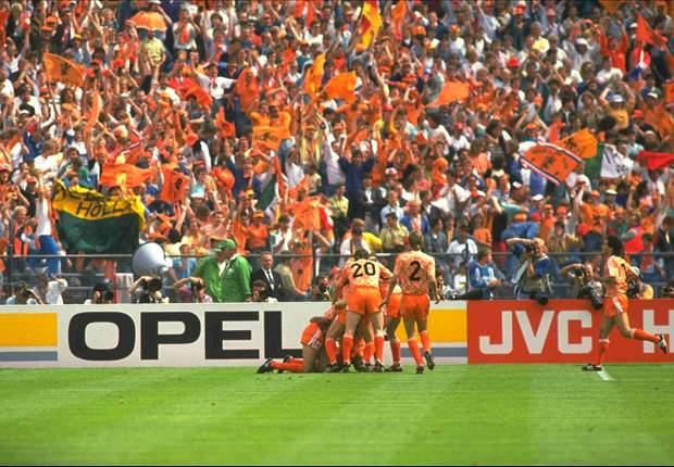 EK '88: Kieft de echte winnaar van 1988