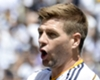 Steven Gerrard of LA Galaxy