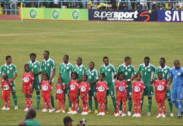 Stephen Keshi: Super Eagles players must do their talking on the Kamuzu Banda pitch on Saturday