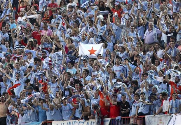 Celta Vigo kehrt in die Primera Division zurück