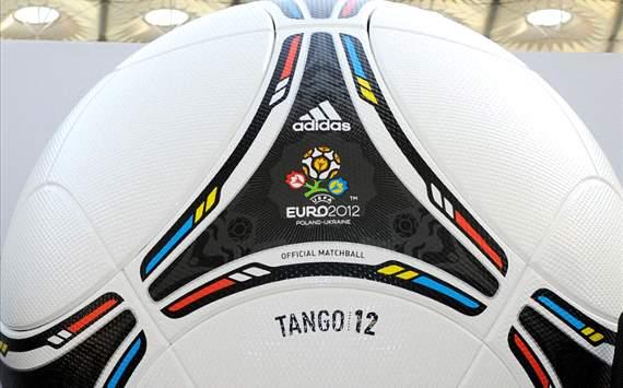 Euro 2012, football 2012