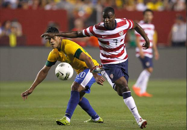 Maurice Edu preparing to start against Mexico in an unfamiliar center back role