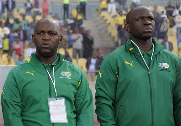 South Africa caretaker coach Steve Komphela believes in success