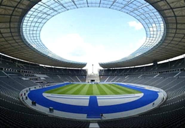 Hertha BSC plant Zusatztribüne für den letzten Spieltag