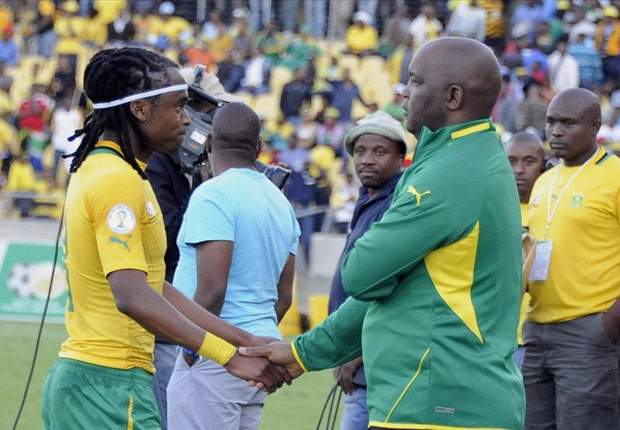 Mosimane threatens the South African FA with CCMA