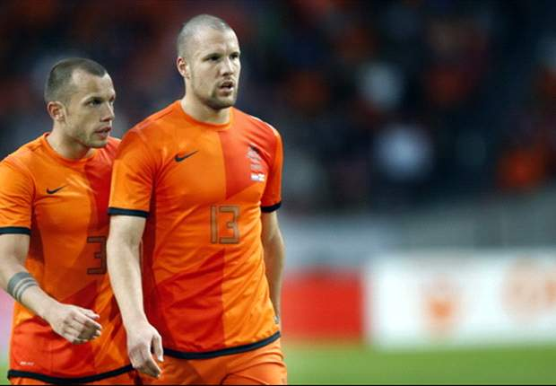 Denmark can surprise Netherlands, says Heitinga