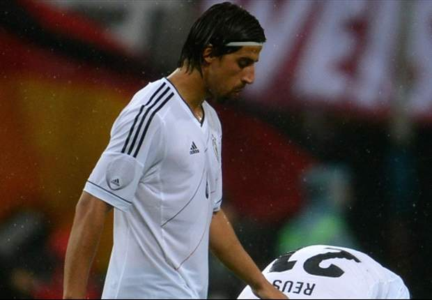 No longer second fiddle to Schweinsteiger: Khedira is Germany's unsung hero