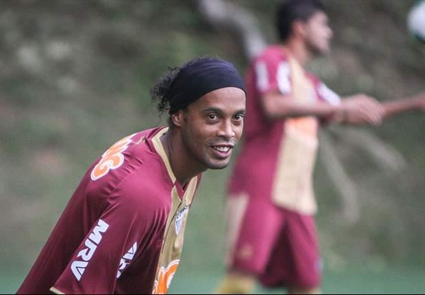 Brasileiro results Round 6: Ronaldinho nets his first Atletico Mineiro goal in Nautico trashing