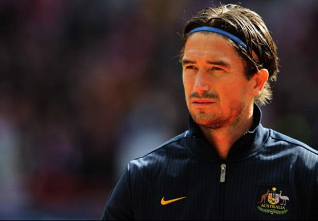 Harry Kewell patient on finding new club in UK
