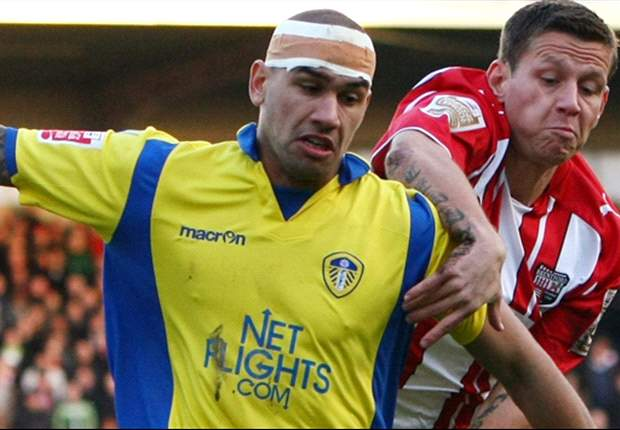 Kisnorbo in action for Leeds United