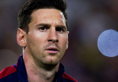 El caso Messi sigue su curso natural