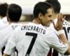Bayer Leverkusen mit Chicharito als Joker gegen Darmstadt