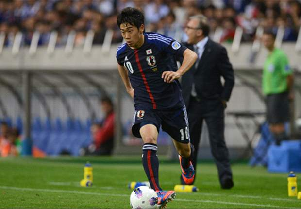 Kagawa has all the attributes to succeed at Manchester United, says Japan boss Zaccheroni