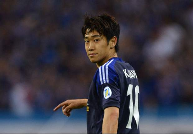 Kagawa eyes central midfield role at Manchester United